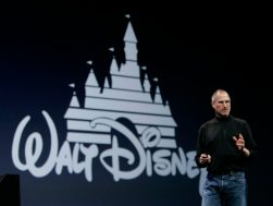 MacWorld, Steve Jobs, Walt Disney